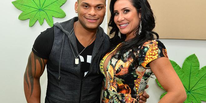 Scheila Carvalho e Tony Salles  - Foto: Divulgação