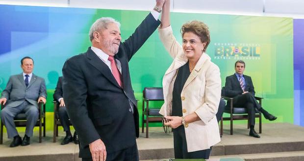 Juiz suspende posse de Lula na Casa Civil (Foto: Agência Brasil)