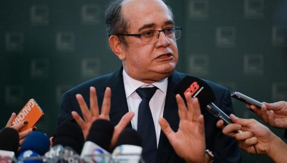 Ministro Gilmar Mendes, do Supremo Tribunal Federal (STF),