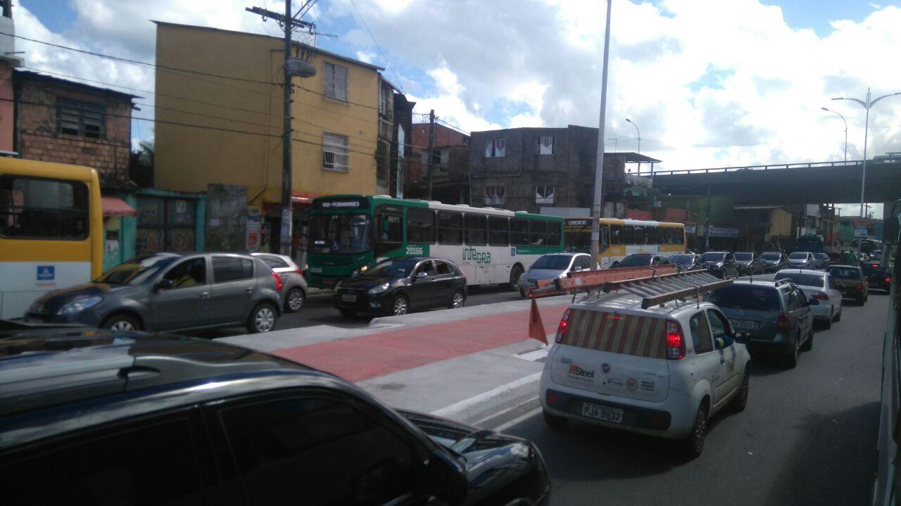 Avenida Suburbana - Foto: Nailton - Foto: Ilustrativa