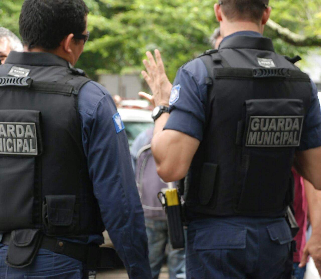 Guardas civis municipais