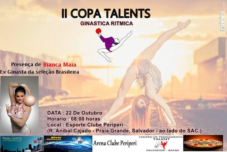 Sábado é dia de Ginastica Rítmica no Esporte Clube Periperi ... ba25d7fd12213