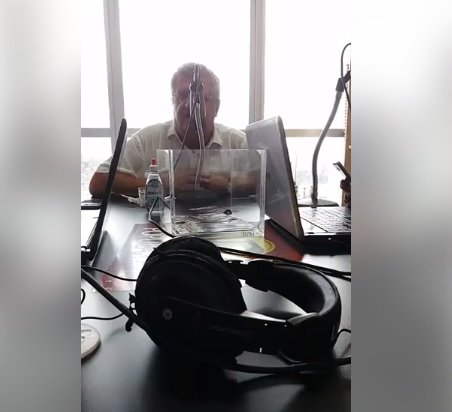 Bacelar na Rádio Popular FM 100.7
