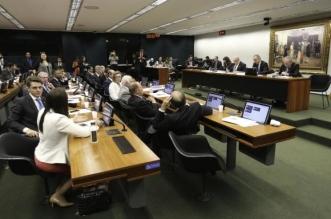 Comissão Especial da Reforma Política se reúne para votação do relatório parcial do relator, deputado Vicente Cândido Fabio Rodrigues Pozzebom/Agência Brasil