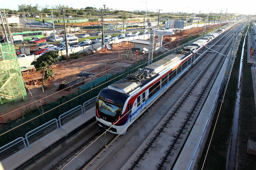 Metrô-estação Mussurunga Na foto: Foto: Alberto Coutinho/GOVBA